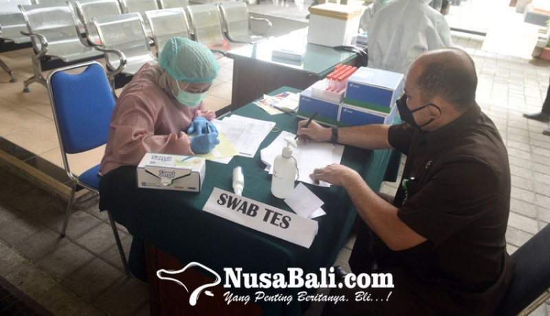 www.nusabali.com-pengadilan-negeri-denpasar-gelar-swabtest-massal