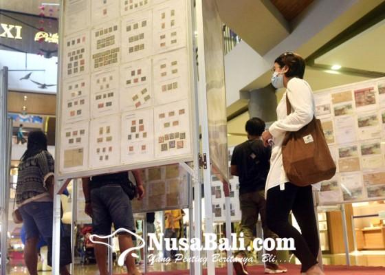 Nusabali.com - ratusan-koleksi-filateli-dipamerkan-di-level-21-mall