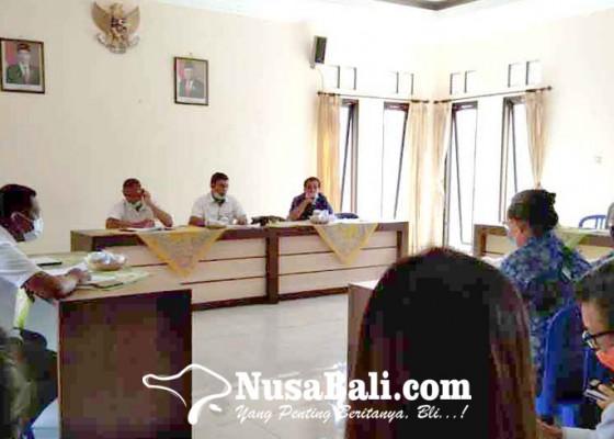 Nusabali.com - camat-ingatkan-perbekel-anggarkan-pkdt