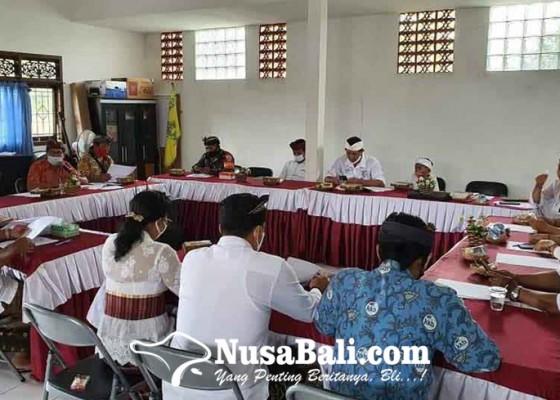 Nusabali.com - bpd-di-58-desa-belum-kantongi-sk-bupati