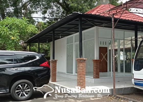 Nusabali.com - kantin-senilai-rp-200-juta-di-kantor-bupati-tabanan-rampung