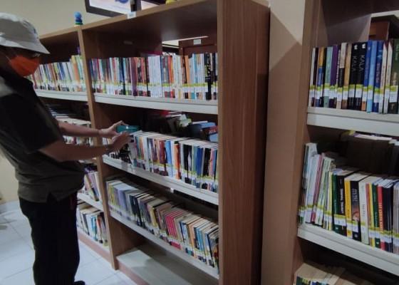 Nusabali.com - pengunjung-perpustakaan-online-meningkat