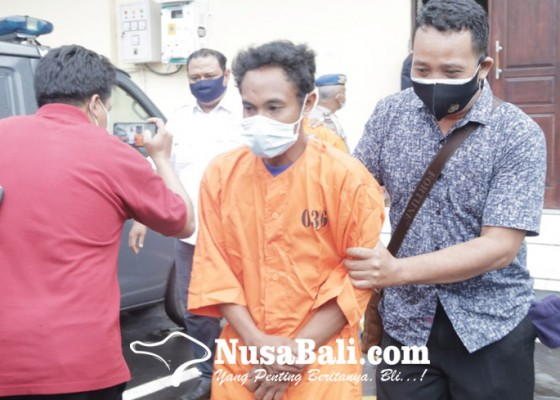 Nusabali.com - curi-durian-demi-bayar-hutang-warga-desa-bengkel-dibekuk-polisi