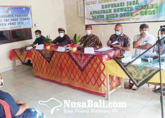 Nusabali.com - volume-usaha-turun-laba-hampir-rp-100-juta