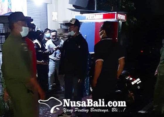 Nusabali.com - buang-sampah-sembarangan-10-warga-ditindak