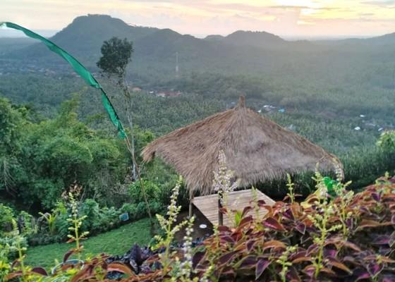 Nusabali.com - romantic-hill-objek-wisata-dibangun-karena-pandemi