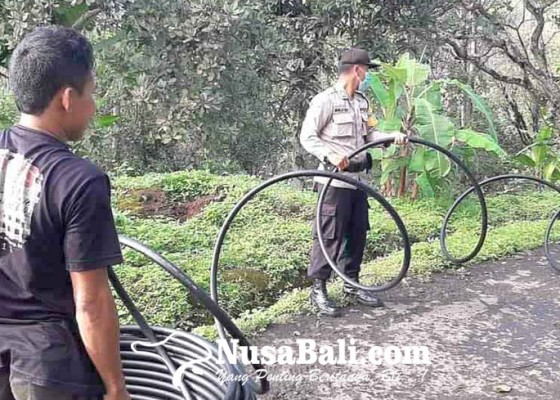 Nusabali.com - warga-banjar-manikaji-dan-banjar-panek-dapat-bantuan-pipa
