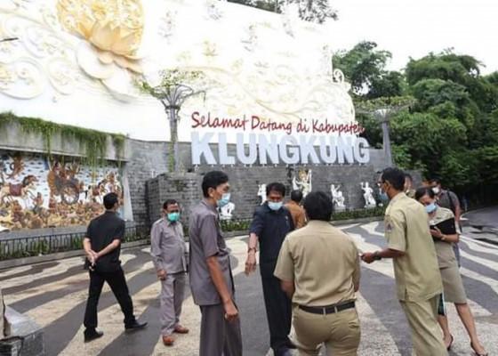 Nusabali.com - dprd-soroti-proyek-tebing-perbatasan-klungkung-gianyar