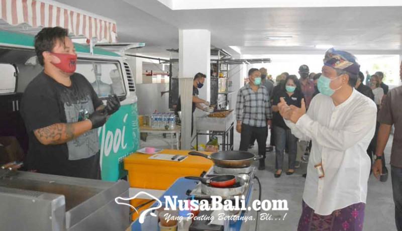 www.nusabali.com-tiga-bulan-transaksi-di-denfest-2020-tembus-rp-33-m