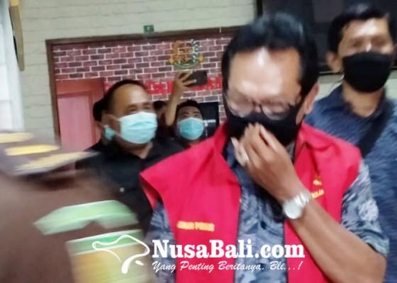 Nusabali.com - korupsi-rp-34m-eks-bendahara-setda-bali-ditahan