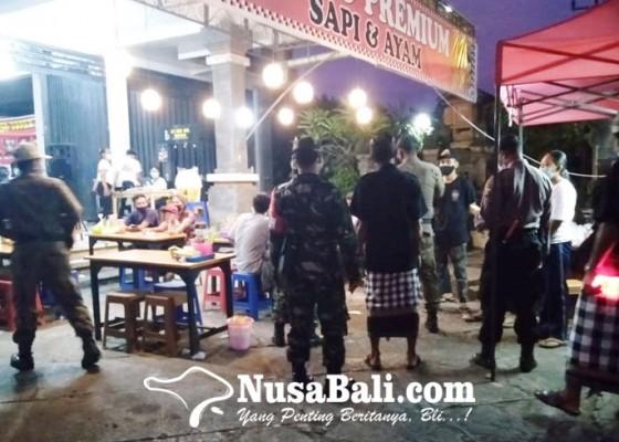 Nusabali.com - tim-enforce-tindak-kerumunan-massa