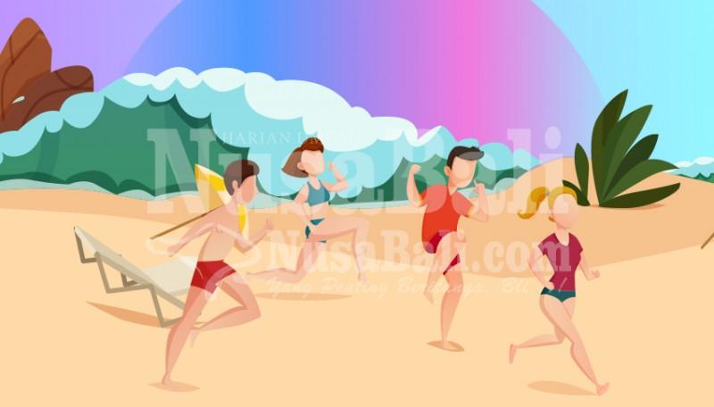 www.nusabali.com-pengunjung-pantai-melasti-79-ribu-selama-desember-2020