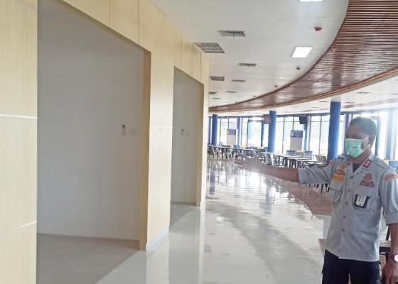 Nusabali.com - renovasi-terminal-mengwi-rampung-tunggu-hari-baik-untuk-operasional