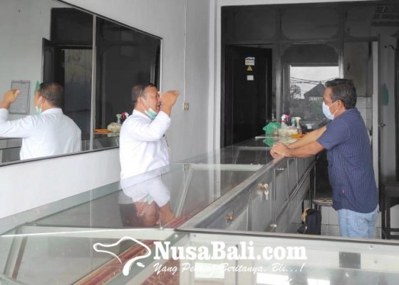 Nusabali.com - disperindag-bangli-gali-aspirasi-pedagang