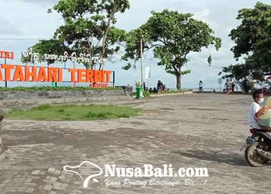 Nusabali.com - libur-nataru-berlalu-pantai-sanur-kembali-lengang