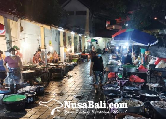 Nusabali.com - pasar-malam-kumbasari-dan-kreneng-dikecualikan-dari-aturan-ppkm-denpasar