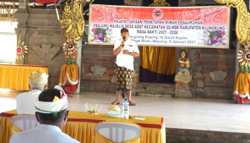 www.nusabali.com-4-mda-kecamatan-di-klungkung-dikukuhkan