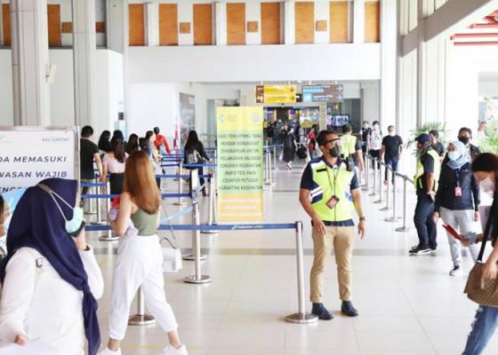 Nusabali.com - pergerakan-penumpang-meningkat-saat-pemberlakuan-se-gubernur