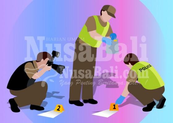 Nusabali.com - terlibat-tabrakan-pengendara-motor-tewas-di-tkp