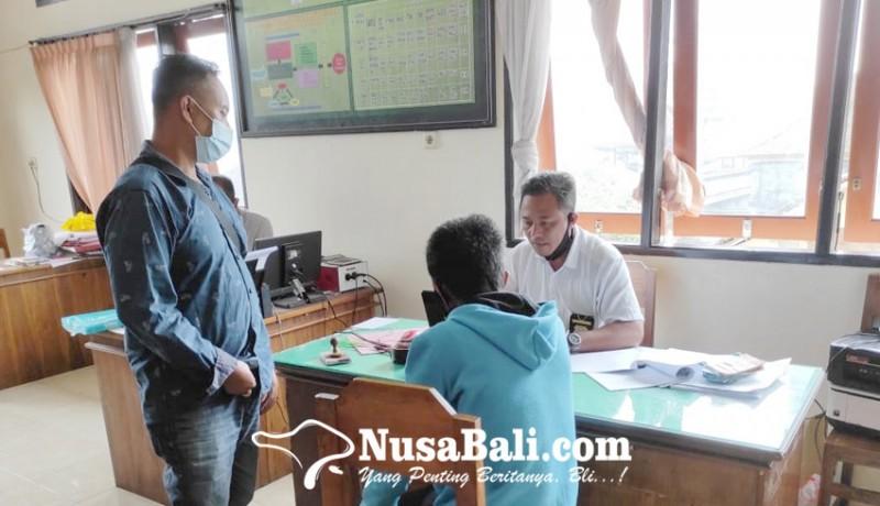 www.nusabali.com-polsek-bangli-bekuk-pembuat-uang-palsu