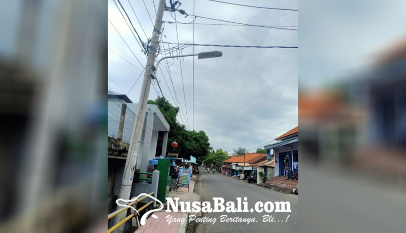 www.nusabali.com-dinas-putr-terima-puluhan-permintaan-lampu-pju-setiap-hari