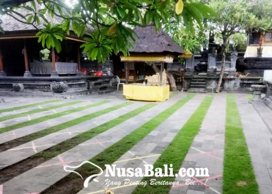 Nusabali.com - persembahyangan-siwaratri-di-pura-candi-narmada-digelar-satu-sesi