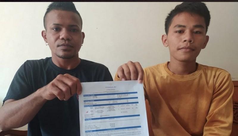 www.nusabali.com-dua-calon-penumpang-sriwijaya-lolos-dari-maut-karena-diselamatkan-mahalnya-swab-test