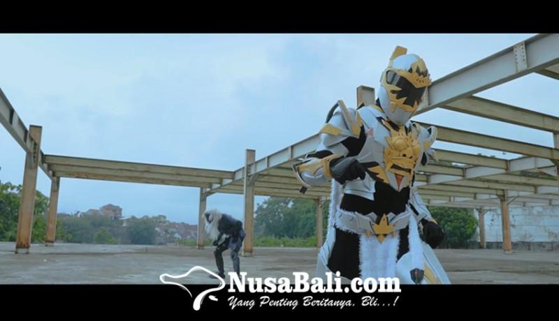 www.nusabali.com-angkat-budaya-bali-mahasiswa-stiki-bikin-film-superhero-bertema-barong