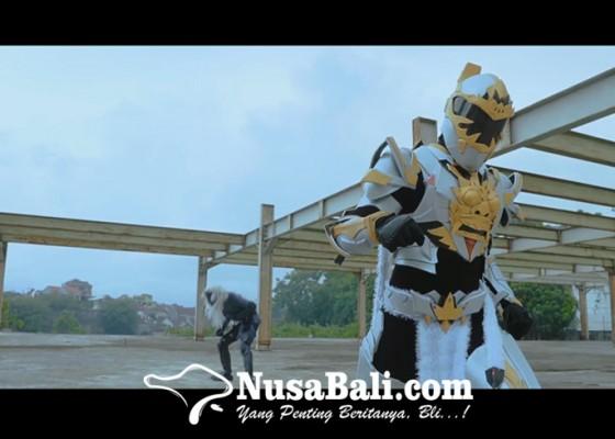 Nusabali.com - angkat-budaya-bali-mahasiswa-stiki-bikin-film-superhero-bertema-barong