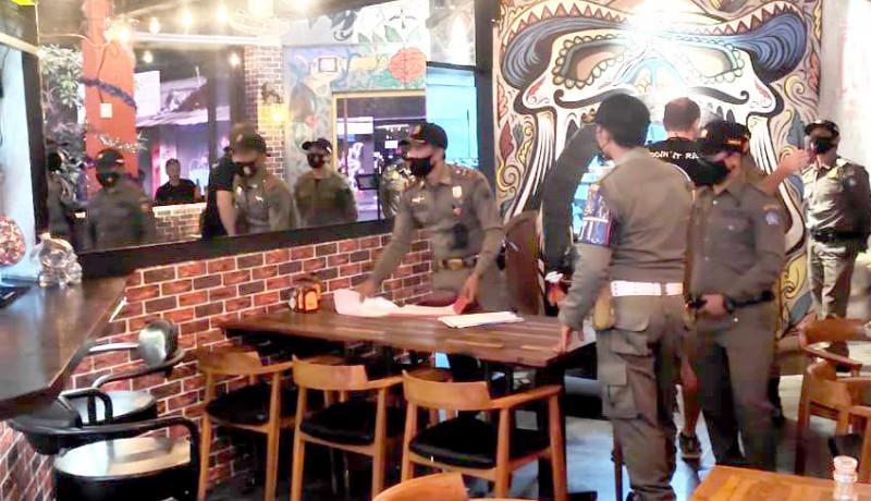 www.nusabali.com-lewat-jam-operasional-15-bar-dan-restoran-kena-semprit