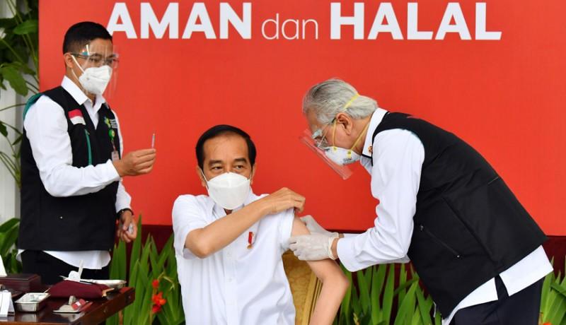 www.nusabali.com-suartanu-wakili-tokoh-hindu-vaksinasi-bersama-presiden