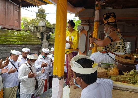 Nusabali.com - prajuru-desa-adat-keramas-majaya-jaya