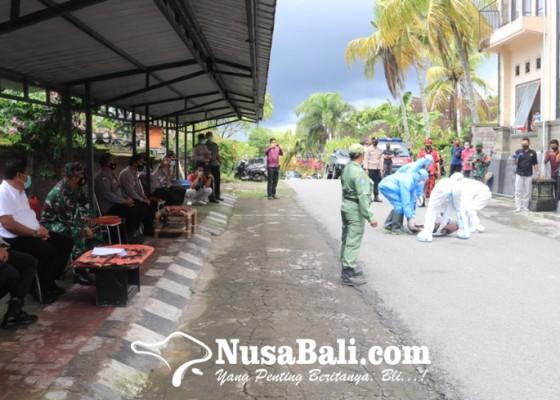 Nusabali.com - tim-polda-nilai-satgas-gr-desa-penyaringan