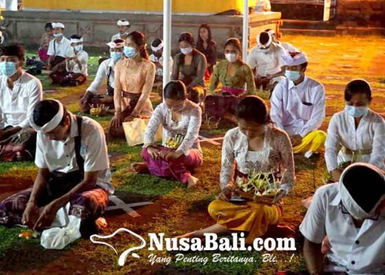 Nusabali.com - cegah-kerumunan-sekda-pantau-siwaratri