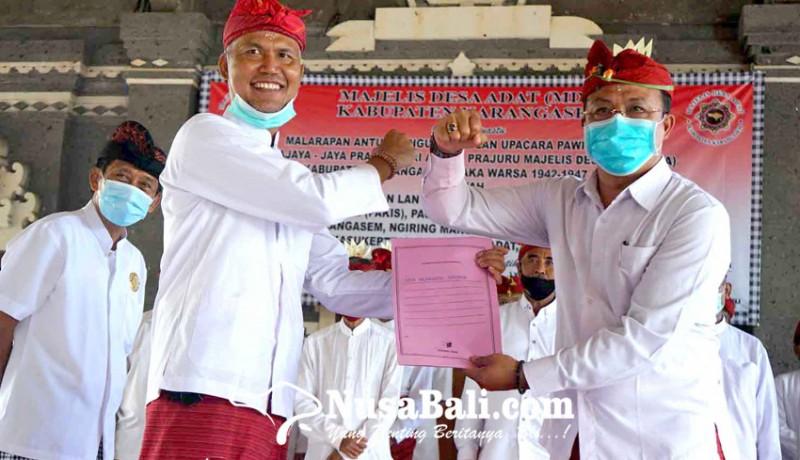 www.nusabali.com-mda-karangasem-prioritaskan-penyelesaian-3-kasus-adat