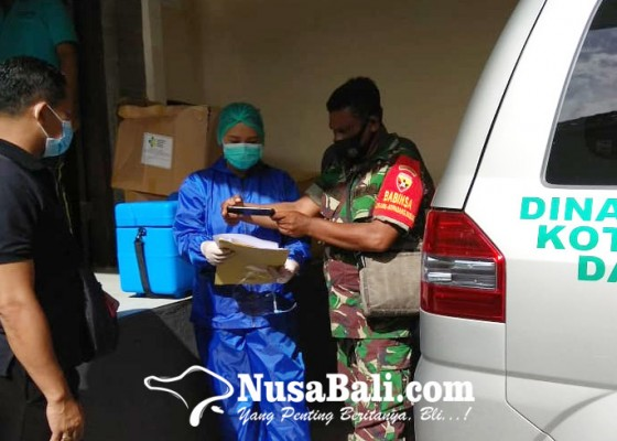 Nusabali.com - sebanyak-1964-vial-vaksin-covid-19-didistribusikan