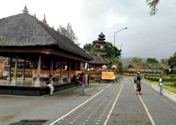 Nusabali.com - ppkm-kunjungan-wisatawan-merosot-tajam