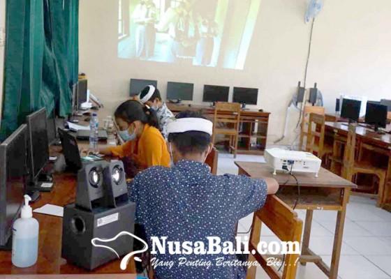 Nusabali.com - smkn-amlapura-gelar-lomba-kreativitas-siswa