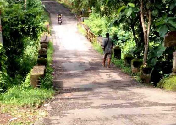 Nusabali.com - dak-2021-dinas-pu-bakal-bangun-tiga-jembatan