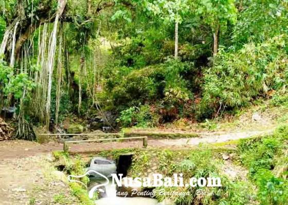 Nusabali.com - desa-sidatapa-kembangkan-wisata-alam-air-terjun