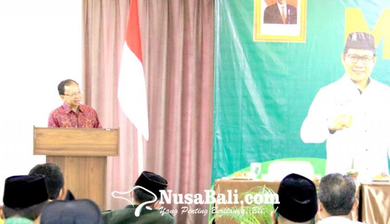 www.nusabali.com-koster-ajak-dpw-pkb-bali-perangi-covid-19