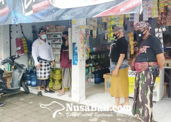 Nusabali.com - 43-desakelurahan-di-denpasar-terapkan-ppkm