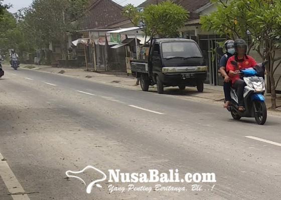 Nusabali.com - warga-keluhkan-tumpahan-tanah-proyek