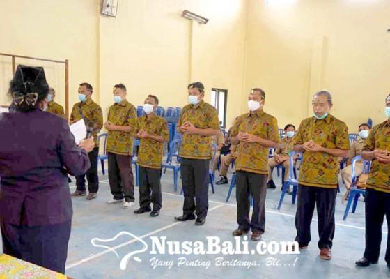 Nusabali.com - melahirkan-satu-anggota-bpd-bebandem-batal-dilantik