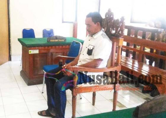 Nusabali.com - divonis-17-tahun-penjara-ayah-bejat-pegang-rekor