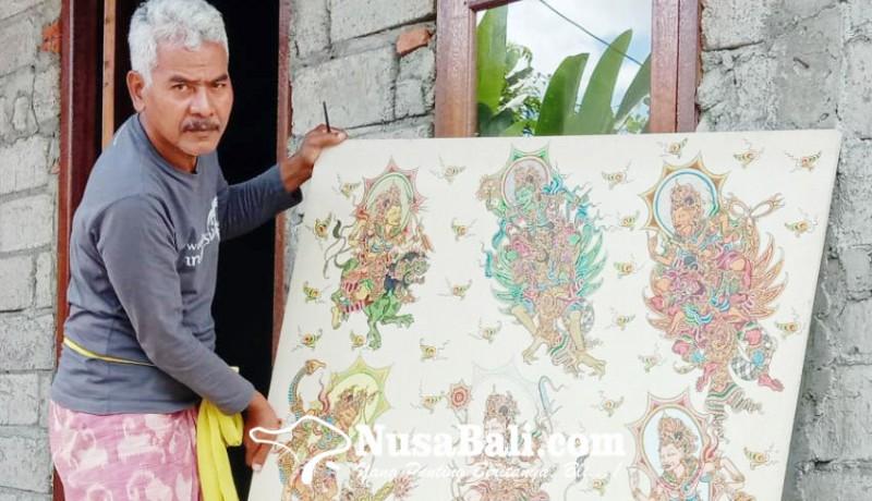 www.nusabali.com-seniman-batuan-sukawati-tetap-melukis