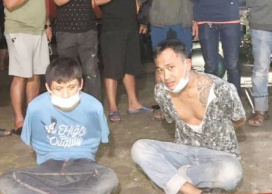Nusabali.com - tahanan-kejaksaan-yang-kabur-dibekuk-di-sleman