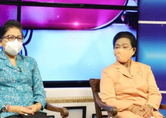 Nusabali.com - putri-koster-jangan-takut-divaksin