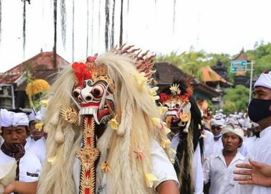 Nusabali.com - desa-adat-lembongan-gelar-ritual-mapica