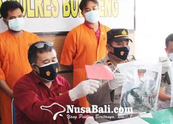 Nusabali.com - polisi-ciduk-dua-penyelenggara-tajen-di-desa-panji